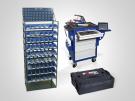 Billede til varegruppe 18 VARO-reoler, lagersystemer, sortimenter