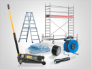 Billede til varegruppe 14 Værkstedsudstyr og -apparater