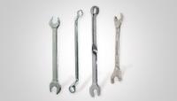Billede til varegruppe Ring-, gaffel-, skraldenøgle