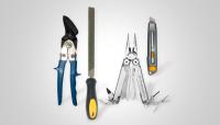 Billede til varegruppe Pladesaks, rørskære, knive, file