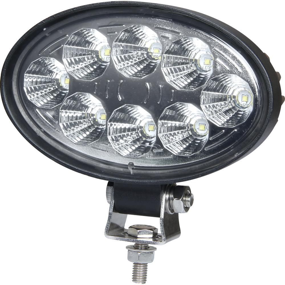 LED-ARBEJDSLYGTE OVAL10-30V24W