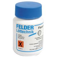 FLUSSMIDDEL FOR CU/AG 100G