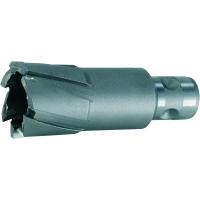 Kernebor hårdmetal m. Quick IN-skaft, 35/50 mm