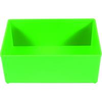 INDSATSBOX L.GRØN 10X15CM