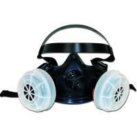 Åndedrætsbeskyttelse-halvmaskesystem