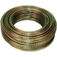 Wire med plastovertræk