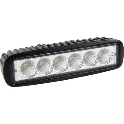 LED ARBEJDSLYGTE FLAD 18W