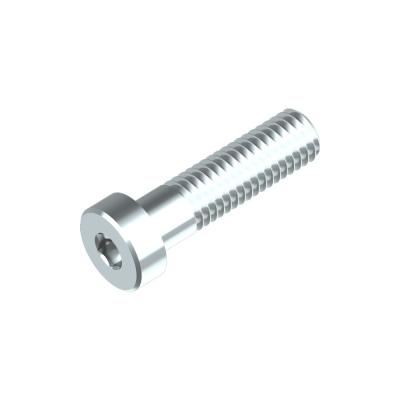 Zylinderschrauben DIN 7984 8.8, Stahl verzinkt