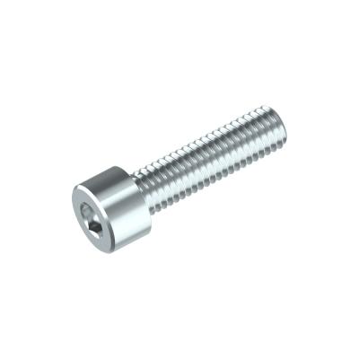 Gewindefurchende Schrauben DIN 7500 E, Stahl vz