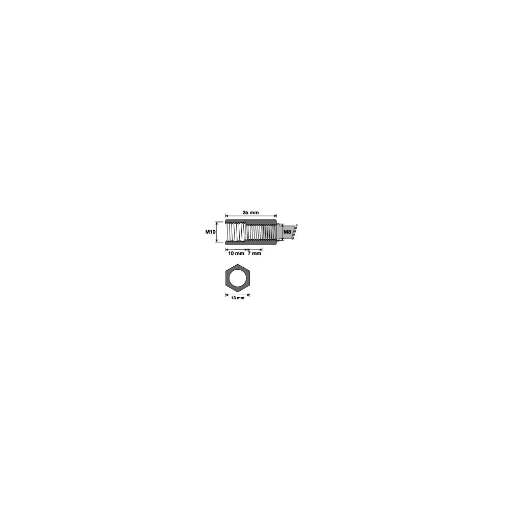 SØMANKER N-M 6-25/M8/M10